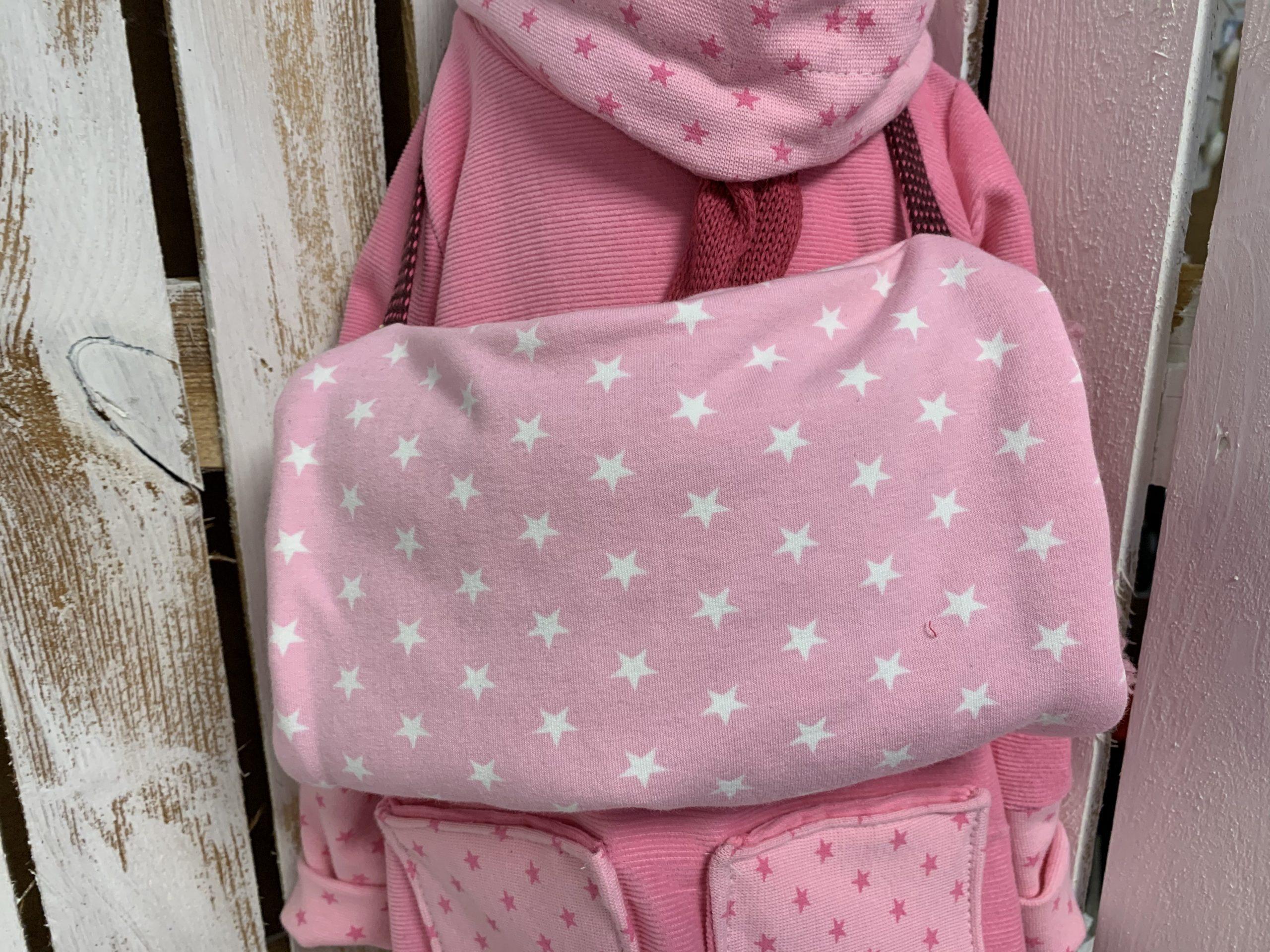 Kindermuff in rosa