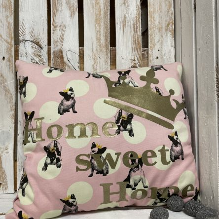 Kissen Home Sweet Home